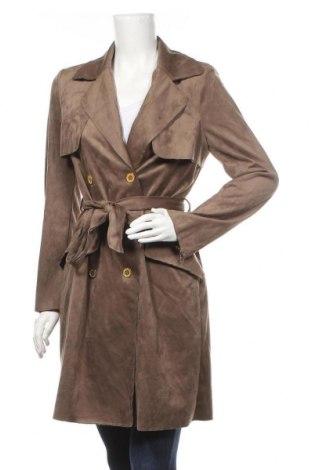 Γυναικεία καμπαρντίνα Biba, Μέγεθος M, Χρώμα  Μπέζ, Τιμή 22,95€