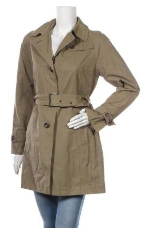 Дамски шлифер Fuchs & Schmitt, Размер S, Цвят Зелен, 60% памук, 40% полиамид, Цена 60,52лв.
