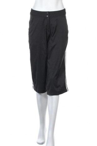 Γυναικείο αθλητικό παντελόνι Adidas, Μέγεθος L, Χρώμα Μαύρο, 94% πολυεστέρας, 6% ελαστάνη, Τιμή 17,28€