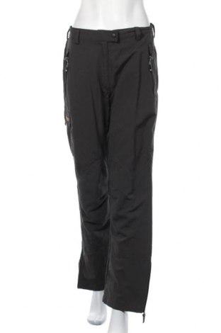 Дамски спортен панталон Iguana, Размер L, Цвят Черен, Полиамид, Цена 7,37лв.