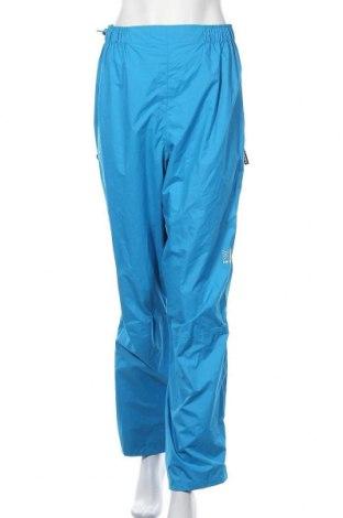 Дамски спортен панталон Karrimor, Размер M, Цвят Син, Полиамид, Цена 22,40лв.