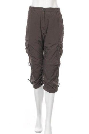 Γυναικείο αθλητικό παντελόνι Rodeo, Μέγεθος M, Χρώμα Γκρί, Πολυαμίδη, Τιμή 6,59€