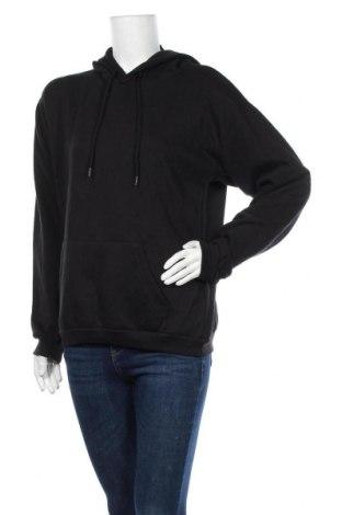 Γυναικείο φούτερ B&C Collection, Μέγεθος M, Χρώμα Μαύρο, 50% βαμβάκι, 50% πολυεστέρας, Τιμή 11,41€