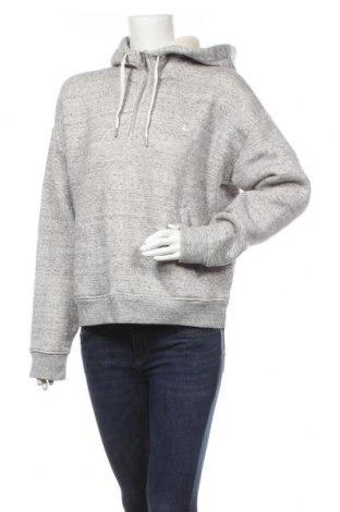 Дамски суичър Jack Wills, Размер XL, Цвят Сив, 90% памук, 10% полиестер, Цена 35,52лв.