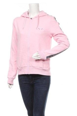 Дамски суичър Kappa, Размер M, Цвят Розов, Цена 55,50лв.