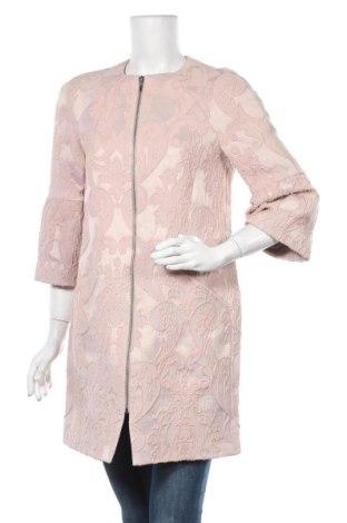 Дамско палто Phase Eight, Размер M, Цвят Розов, 75% памук, 23% полиестер, 2% еластан, Цена 225,57лв.