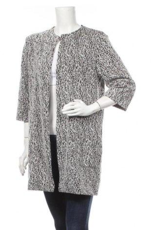 Дамско палто Phase Eight, Размер L, Цвят Черен, 56% полиестер, 41% вискоза, 3% еластан, Цена 218,27лв.