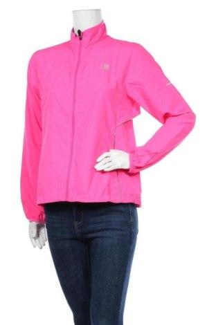 Γυναικείο μπουφάν αθλητικό Karrimor, Μέγεθος M, Χρώμα Ρόζ , Πολυεστέρας, Τιμή 17,79€