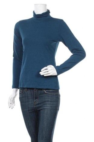 Γυναικείο ζιβάγκο Blue Motion, Μέγεθος M, Χρώμα Μπλέ, 95% βαμβάκι, 5% ελαστάνη, Τιμή 9,26€
