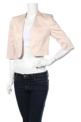 Дамско сако Comma,, Размер S, Цвят Розов, 97% памук, 3% еластан, Цена 63,60лв.