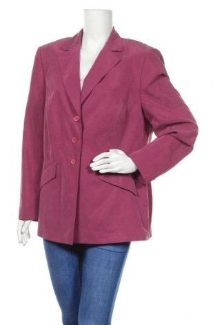 Γυναικείο σακάκι Gerry Weber, Μέγεθος XL, Χρώμα Βιολετί, 70% βισκόζη, 30% πολυεστέρας, Τιμή 51,53€