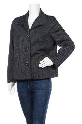 Γυναικείο σακάκι Gina Laura, Μέγεθος XL, Χρώμα Μπλέ, Πολυεστέρας, Τιμή 6,19€
