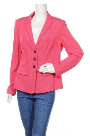 Γυναικείο σακάκι Luisa Cerano, Μέγεθος XL, Χρώμα Ρόζ , 90% βισκόζη, 8% πολυαμίδη, 2% ελαστάνη, Τιμή 32,01€