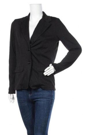 Γυναικείο σακάκι Miss Etam, Μέγεθος M, Χρώμα Μαύρο, 78% πολυεστέρας, 18% βισκόζη, 4% ελαστάνη, Τιμή 5,85€