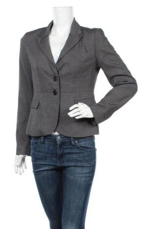 Дамско сако Rw & Co., Размер S, Цвят Черен, 75% полиестер, 23% вискоза, 2% еластан, Цена 15,12лв.