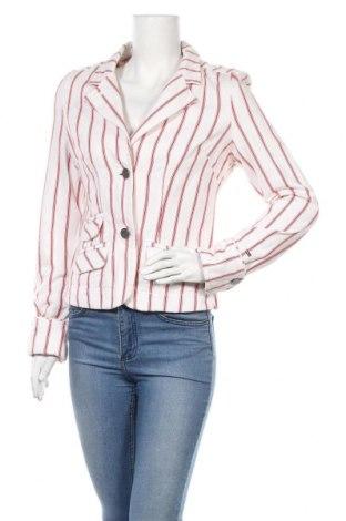Дамско сако Tommy Hilfiger, Размер S, Цвят Бял, Памук, Цена 61,50лв.