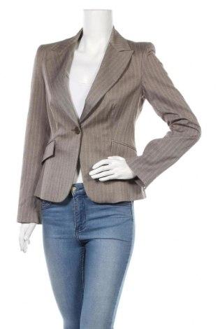 Γυναικείο σακάκι Warehouse, Μέγεθος M, Χρώμα Καφέ, 64% πολυεστέρας, 34% βισκόζη, 2% ελαστάνη, Τιμή 15,77€