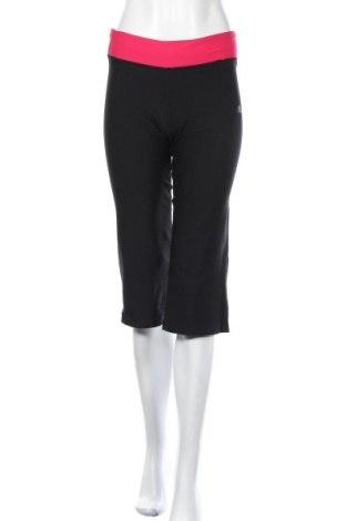 Γυναικείο αθλητικό παντελόνι Adidas, Μέγεθος S, Χρώμα Μαύρο, Τιμή 11,82€
