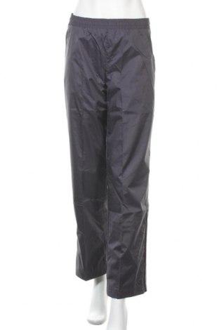 Γυναικείο αθλητικό παντελόνι Dunlop, Μέγεθος M, Χρώμα Γκρί, Πολυεστέρας, Τιμή 9,85€