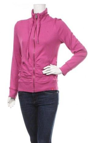 Дамско спортно горнище Edc By Esprit, Размер L, Цвят Розов, Памук, Цена 16,96лв.