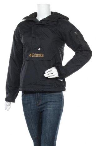 Γυναικείο μπουφάν αθλητικό Columbia, Μέγεθος S, Χρώμα Μαύρο, Πολυαμίδη, Τιμή 84,67€