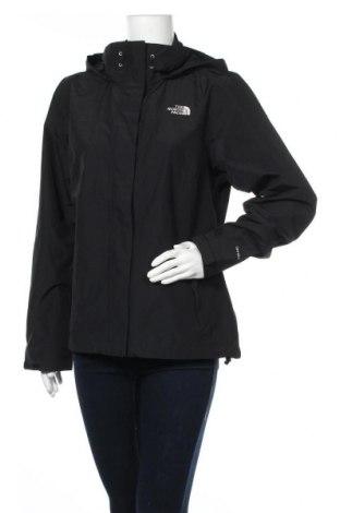 Γυναικείο μπουφάν αθλητικό The North Face, Μέγεθος L, Χρώμα Μαύρο, Πολυεστέρας, Τιμή 81,96€