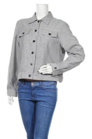 Γυναικείο μπουφάν Tommy Hilfiger, Μέγεθος XL, Χρώμα Γκρί, 54% βαμβάκι, 46% πολυεστέρας, Τιμή 36,19€