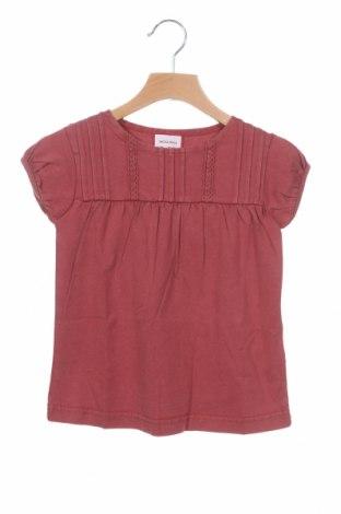Παιδική μπλούζα Neck & Neck, Μέγεθος 3-4y/ 104-110 εκ., Χρώμα Ρόζ , 95% βαμβάκι, 5% ελαστάνη, Τιμή 13,39€