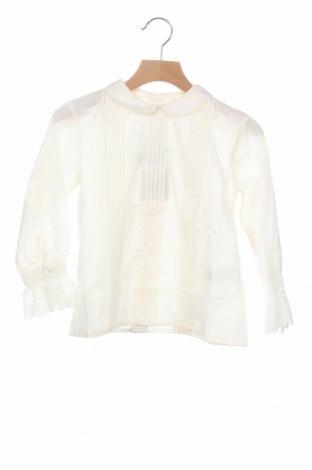Παιδική μπλούζα Neck & Neck, Μέγεθος 4-5y/ 110-116 εκ., Χρώμα Εκρού, Βαμβάκι, Τιμή 9,12€