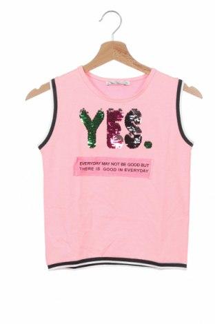 Παιδική μπλούζα Ollie Olla, Μέγεθος 9-10y/ 140-146 εκ., Χρώμα Ρόζ , Πολυεστέρας, Τιμή 9,07€
