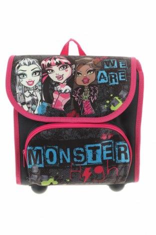 Детска раница Monster High, Цвят Многоцветен, Текстил, Цена 28,56лв.