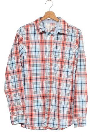Детска риза H&M L.O.G.G., Размер 14-15y/ 168-170 см, Цвят Многоцветен, Памук, Цена 20,48лв.