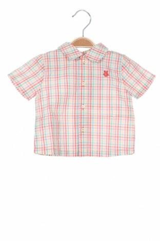 Παιδικό πουκάμισο Tutto Piccolo, Μέγεθος 6-9m/ 68-74 εκ., Χρώμα Πολύχρωμο, Βαμβάκι, Τιμή 10,21€