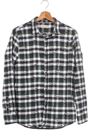 Παιδικό πουκάμισο Zara Kids, Μέγεθος 12-13y/ 158-164 εκ., Χρώμα Πολύχρωμο, 100% βαμβάκι, Τιμή 7,79€