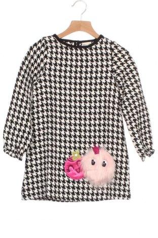 Παιδικό φόρεμα, Μέγεθος 5-6y/ 116-122 εκ., Χρώμα Μαύρο, 80% βαμβάκι, 20% πολυεστέρας, Τιμή 18,44€