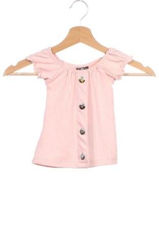 Dětské šaty  Firetrap, Velikost 3-6m/ 62-68 cm, Barva Růžová, 34% viskóza, 9% elastan, Cena  168,00Kč