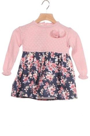 Παιδικό φόρεμα Lola Palacios, Μέγεθος 18-24m/ 86-98 εκ., Χρώμα Ρόζ , 50% βαμβάκι, 50% βισκόζη, Τιμή 19,56€