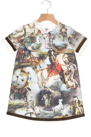 Παιδικό φόρεμα Pan Con Chocolate, Μέγεθος 2-3y/ 98-104 εκ., Χρώμα Πολύχρωμο, Πολυεστέρας, Τιμή 19,56€