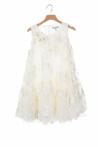 Παιδικό φόρεμα TWINSET, Μέγεθος 9-10y/ 140-146 εκ., Χρώμα Λευκό, Πολυεστέρας, Τιμή 52,30€