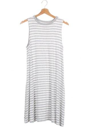 Dětské šaty  Time and tru, Velikost 9-10y/ 140-146 cm, Barva Šedá, 95% viskóza, 5% elastan, Cena  140,00Kč