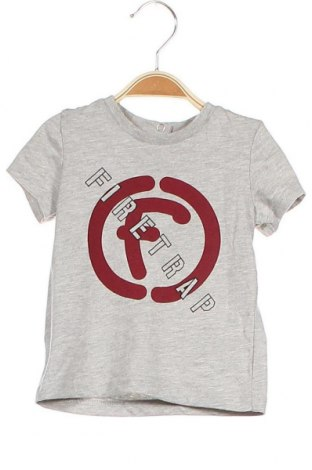 Dětské tričko  Firetrap, Velikost 6-9m/ 68-74 cm, Barva Šedá, 78% bavlna, 22% polyester, Cena  110,00Kč