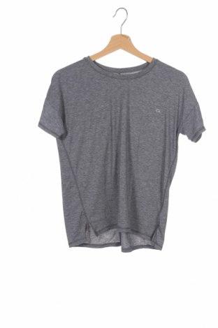 Παιδικό μπλουζάκι Gap, Μέγεθος 10-11y/ 146-152 εκ., Χρώμα Γκρί, 74% πολυεστέρας, 18% lyocell, 8% ελαστάνη, Τιμή 11,04€