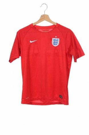Παιδικό μπλουζάκι Nike, Μέγεθος 14-15y/ 168-170 εκ., Χρώμα Κόκκινο, Πολυεστέρας, Τιμή 14,81€