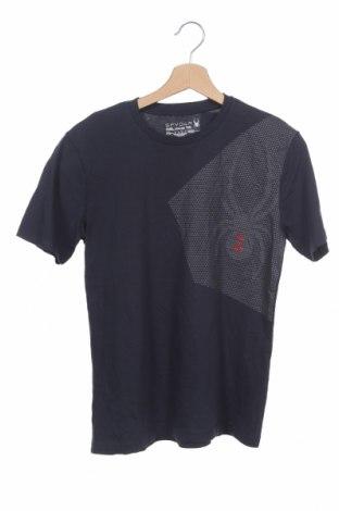 Παιδικό μπλουζάκι Spyder, Μέγεθος 15-18y/ 170-176 εκ., Χρώμα Μπλέ, Βαμβάκι, Τιμή 37,67€