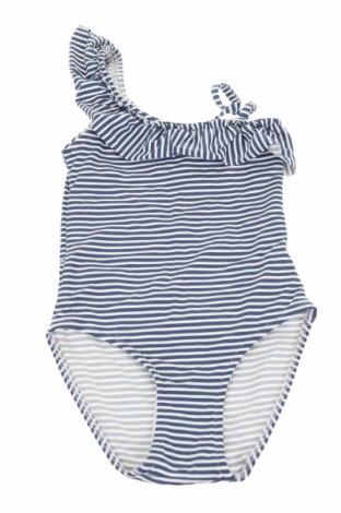 Детски бански Guillermina Baeza, Размер 3-4y/ 104-110 см, Цвят Син, 90% полиамид, 10% еластан, Цена 51,75лв.