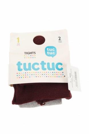 Παιδικό καλσόν Tuc Tuc, Μέγεθος 18-24m/ 86-98 εκ., Χρώμα Γκρί, 70% βαμβάκι, 28% πολυαμίδη, ελαστάνη, Τιμή 5,80€