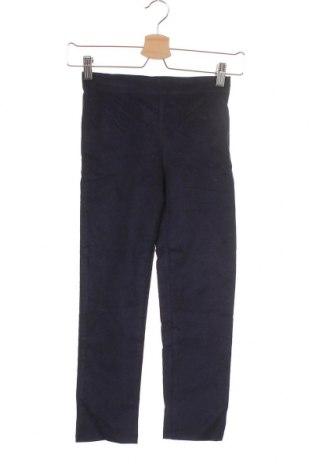 Παιδικό κοτλέ παντελόνι Little Celebs, Μέγεθος 7-8y/ 128-134 εκ., Χρώμα Μπλέ, 94% βαμβάκι, 6% ελαστάνη, Τιμή 11,14€