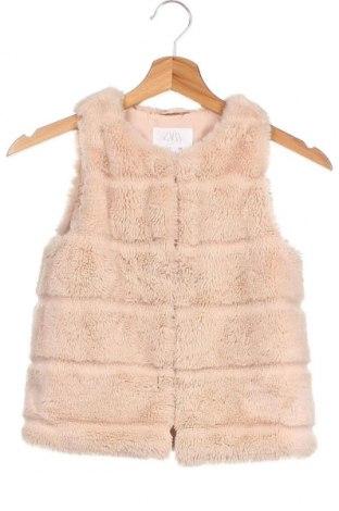 Παιδικό γιλέκο Zara Kids, Μέγεθος 6-7y/ 122-128 εκ., Χρώμα Ρόζ , Πολυεστέρας, Τιμή 12,12€