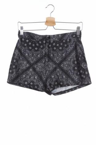 Dětské krátké kalhoty , Velikost 11-12y/ 152-158 cm, Barva Černá, Polyester, elastan, Cena  121,00Kč