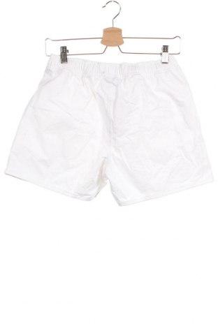 Παιδικό κοντό παντελόνι Canterbury, Μέγεθος 13-14y/ 164-168 εκ., Χρώμα Λευκό, Βαμβάκι, Τιμή 13,15€